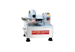 Stainless Steel Chopping Machine
