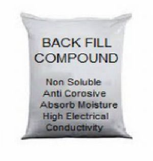 Back Filling Compound