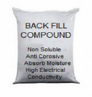 Back Filling Compound