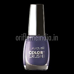 Lakme Color Crush Blue Nail Paint
