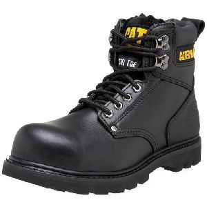 Caterpiller Leather Safety Shoes