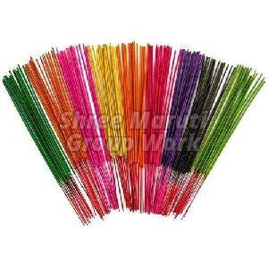 Multi Colored Incense Sticks