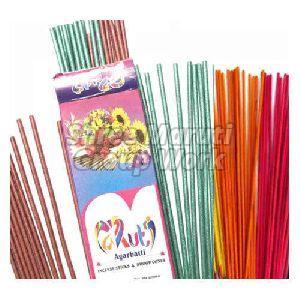 Multi Colored Incense Sticks 02