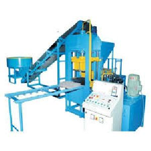 Fully Automatic Brick Making Machine