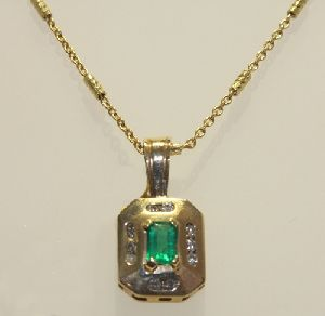 DDR123 Necklace
