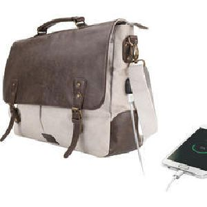Grey Laptop Bags
