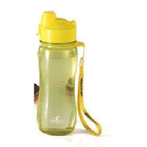 Varmora Sporty Flip Top Plastic Water Bottles