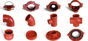 Grooved Fitting 01