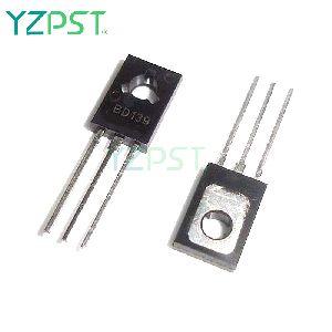 BD139 Triac Transistor