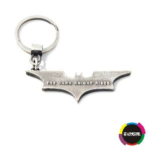 Llavero Batman Metallic Keychain