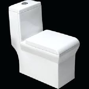 One Piece Square Water Closet