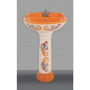Star Gold Wash Basin