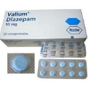 Valium Diazepam 10mg Tablets