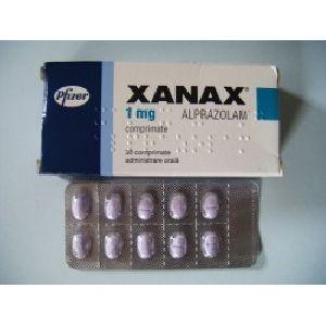 Xanax Alprazolam 1mg Tablets
