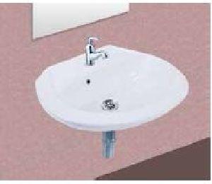 Plain Wash Basin 04
