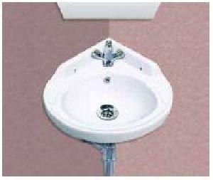 Plain Wash Basin 06