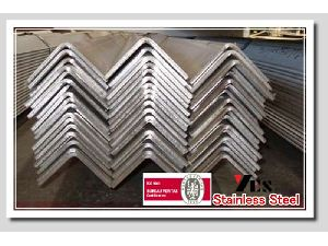 Stainless Steel Angle Bar 02