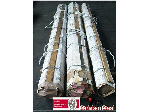 Stainless Steel Solid Bar 08