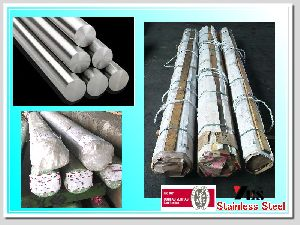 Stainless Steel Solid Bar 09