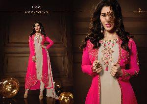 10082 Karma Jacket Style Designer Salwar Suit