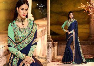 1162 Ardhangini Sakhi vol 3 Bridal Designer Saree