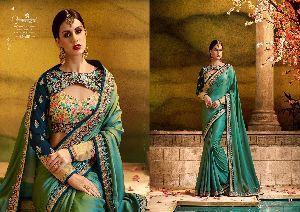1164 Ardhangini Sakhi vol 3 Bridal Designer Saree