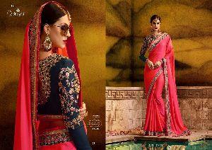 1165 Ardhangini Sakhi vol 3 Bridal Designer Saree
