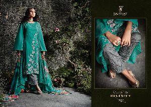 4076 Sajawat Taj Vol 2 Pakistani Salwar Suit