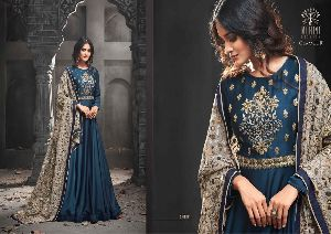 49001 Mohini Glamour Vol 49 Partywear Anarkali Suit
