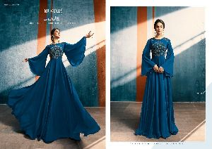 5014 Mugdha Elite Style Anarkali Style Kurti Gown