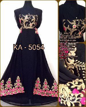 5054 KA Designer Long Gowm