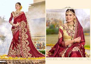 56001 Kalista Nazakat Designer Saree