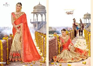 56005 Kalista Nazakat Designer Saree