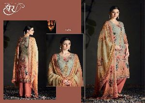 Kimora heer 29 Modal Silk Art Emb. Salwar Suit 03
