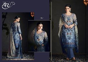 Kimora heer 29 Modal Silk Art Emb. Salwar Suit 06