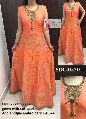 SDC-0570 SDC Partywear Gown