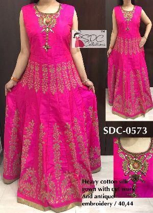SDC-0573 SDC Partywear Gown