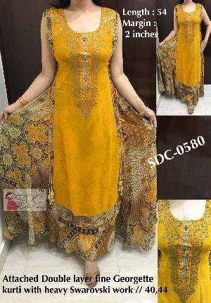 SDC-0580 SDC Partywear Gown