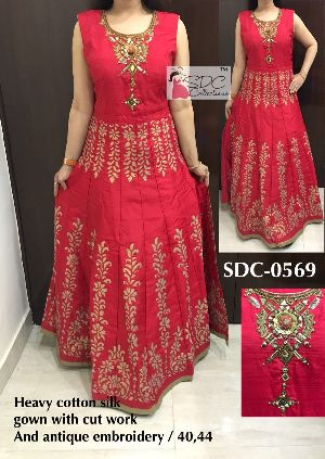 SDC Party Wear Gown