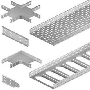 Cable Trays Fabrication