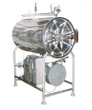 Steam Sterilizer Cylindrical