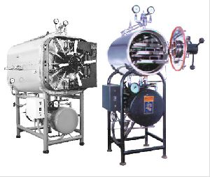 Steam Sterilizer Horizontal