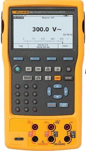 Fluke Documenting Process Calibrator HART