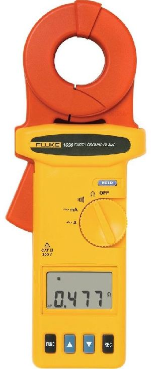 Fluke Earth Ground Clamp Meter