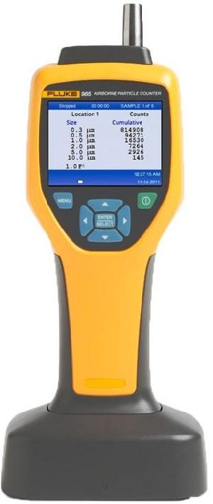 Fluke Particle Counter