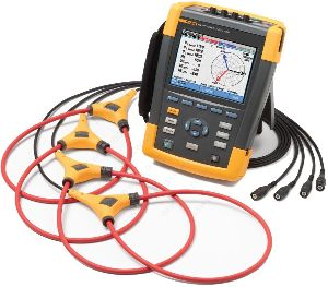 Fluke Power Quality and Energy Analyzer