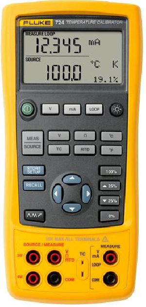 Fluke Temperature Calibrator