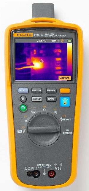Fluke TRMS Thermal Multimeter