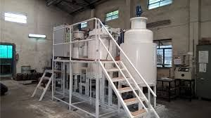 Double Storage Vacuum Impregnation Plant