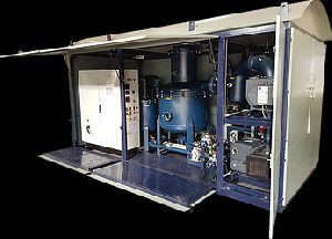 Two Stage Degassing System